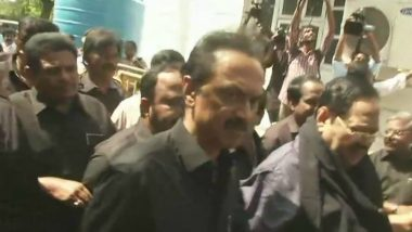 Tuticorin Killings: DMK Legislators Sport Black Shirts in Tamil Nadu Assembly as Mark of Protest