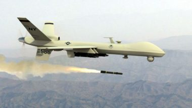 US Drone Strikes kill 11 ISIS Militants in Afghanistan