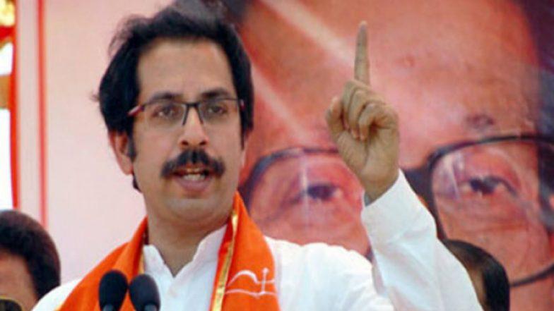 Shiv Sena Chief Uddhav Thackeray Calls Crop Insurance a Scam as Big as Rafale