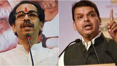 Maharashtra Government Formation: BJP, Shiv Sena Meet Governor Separately as Negotiation Over '50:50 Formula' Continues