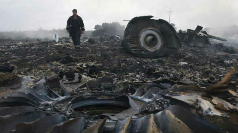 Russia Denies Involvement in 2014 Ukraine Plane Crash