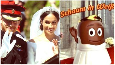 German Company Super Dickmann's Apologises for Posting 'Racist' Photo Related to Royal Bride Meghan Markle