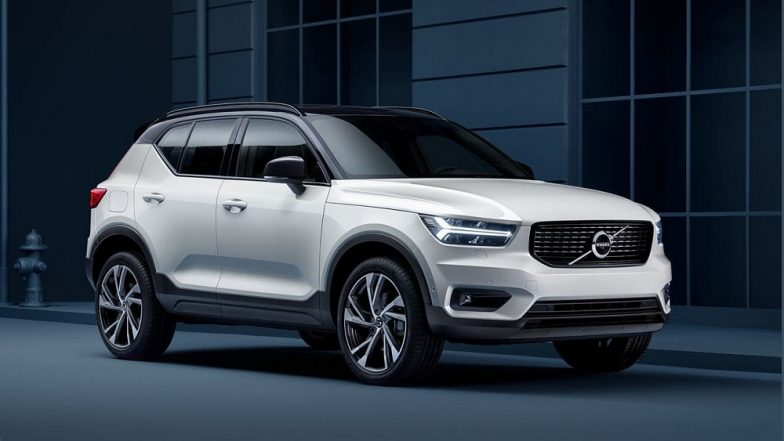 Volvo XC40 (BMW X1 & Audi Q3 Rival) India Launch Next Month