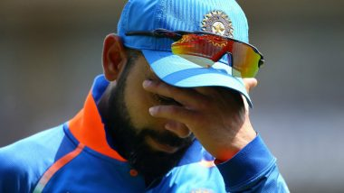Virat Kohli Suffers From Neck Injury and Not Slipped Disc During IPL 2018, to Undertake Fitness Test on June 15