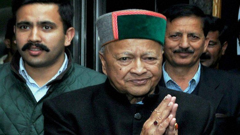 Former Himachal Pradesh CM Virbhadra Singh Hospitalised