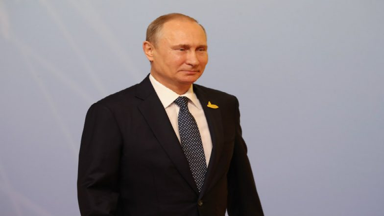Vladimir Putin Sworn in for Fourth Term as Russian President