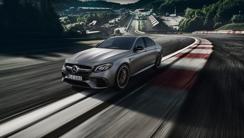 Mercedes-AMG E 63 S 4Matic+ Launched; Priced in India at Rs. 1.5 Crore