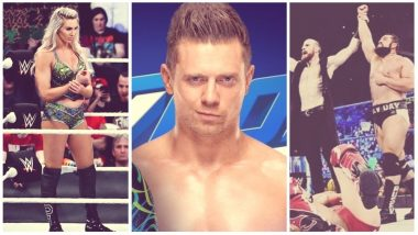 WWE SmackDown LIVE: The Miz, Rusev and Charlotte Flair Qualify For Money In The Bank 2018 Ladder Matches