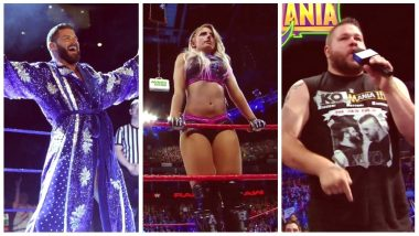 WWE Monday Night RAW Highlights: Bobby Roode, Kevin Owens & Alexa Bliss Qualify For Money In The Bank 2018 Ladder Matches