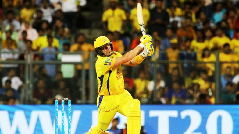Shane Watson Scores Century in IPL 2018 Final Against SRH, His Second For CSK this Season