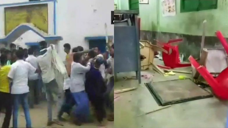 West Bengal Panchayat Elections 2018: Six Killed in Violence, Clashes During Bengal Panchayat Polls