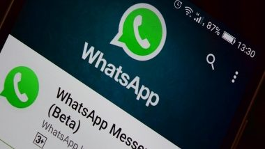 WhatsApp Latest Beta Update on Android Includes Media Visibility Feature and New Contact Icon