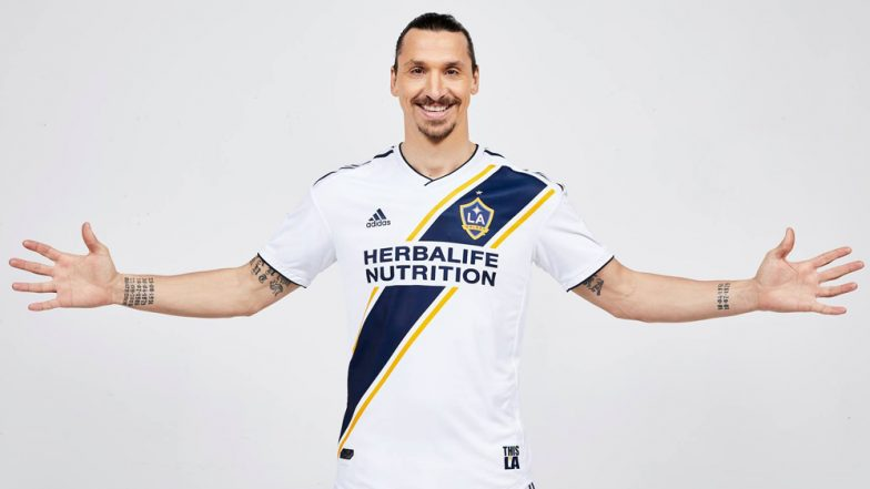 Zlatan Ibrahimovic Scores His First Hattrick for LA Galaxy at MLS (Watch  Video) e1fc0373e