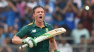 AB de Villiers Threatened to Walk Out of South African Team During Their Series Against India If Khaya Zondo Was Selected: Reports