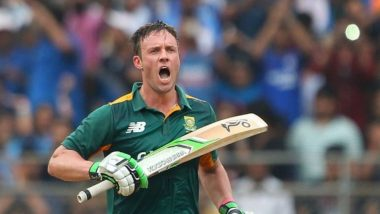 AB de Villiers Threatened to Walk Out of South African Team During Their Series Against India