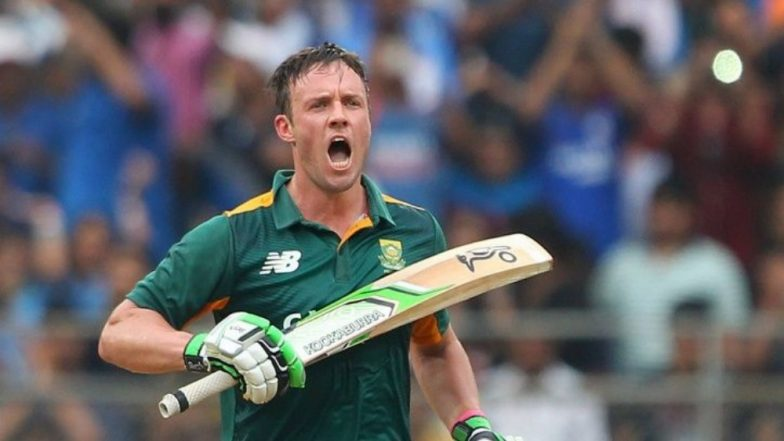 Mr 360 AB de Villiers announces retirement from all forms of cricket