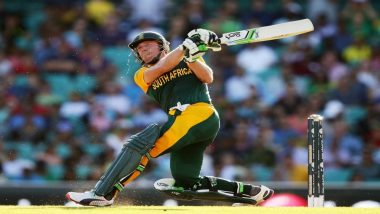 AB de Villiers Can Play in T20 World Cup 2020 for South Africa if He's in 'Good Form', Says Mark Boucher