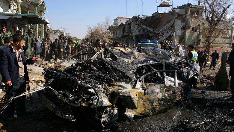 Somalia Suicide Car Blast Kills at Least 6 Near Presidential Palace