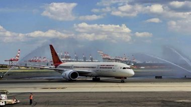Congress MLA Vinod Chandrakar Misbehaves With Female Air India Staff After He Misses Flight