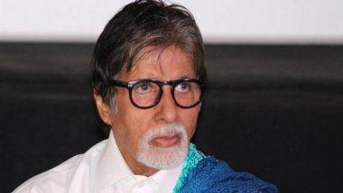 Amitabh Bachchan's This Tweet Has Got Something to Do with His Silence on Tanushree Dutta-Nana Patekar Row?