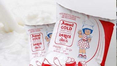 Amul Hikes Milk Prices by Rs 2 in Mumbai, Delhi and Other Regions From Today
