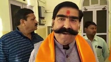 Cow Smugglers Are 'Terrorists', Says Rajasthan BJP Vice-President Gyan Dev Ahuja