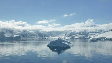 Hidden Mountain Valleys Discovered Under Ice in Antarctica