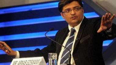 Famous Anchor Arnab Goswami Booked Under Abetment to Suicide After Interior Designer Commits Suicide in Alibaugh
