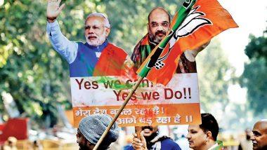 BJP Tally in Lok Sabha Down to 272 After Yeddyurappa, Sriramulu's Resignations