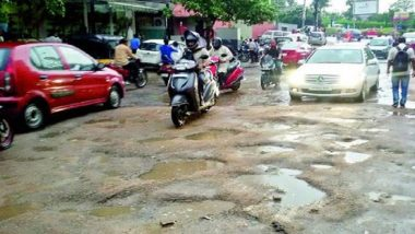 Pothole PIL in Bombay HC, Navi Mumbai-Based Petitioner Asks Court to Fix Responsibility