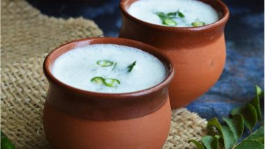 Weight Loss Tip of the Week: How to Use Buttermilk or Chaas to Lose Weight (Watch Video)