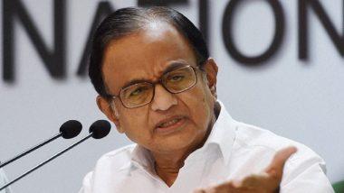 INX Media Case: Supreme Court Dismisses P Chidambaram's Bail Plea as Infructuous
