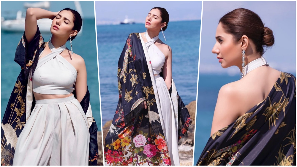 Image result for mahira in elan at cannes 2018