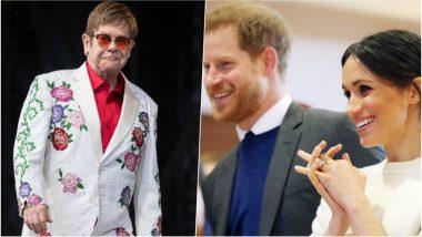 Prince Harry & Meghan Markle Wedding: Pop Legend Elton John to Perform at the Royal Ceremony