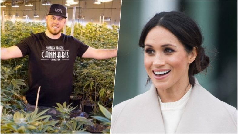 Meghan Markle's Nephew Using Royal Wedding to Sell Cannabis, Names it 'Markle Sparkle'