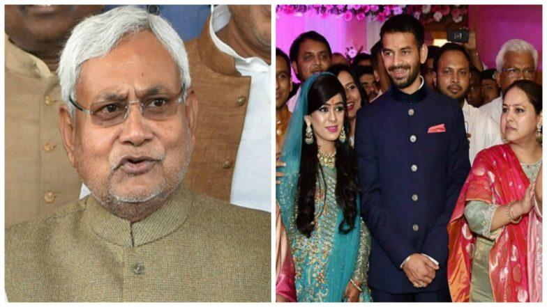 Tej Pratap & Aishwarya Rai Wedding: Lalu Yadav to Host Friends Turned Rivals Nitish Kumar and Sushil Modi, Gandhi's May Attend