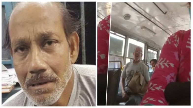 Shocking! Kolkata Man Masturbates in Public Bus Making Two Women Uncomfortable