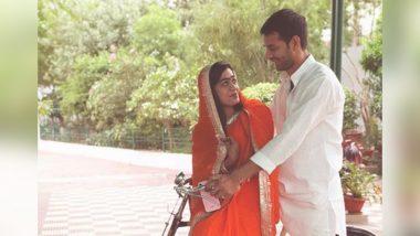 Aishwarya Rai To Visit Mathura, Vrindavan Ahead of Chhath Puja Hoping To Convince Tej Pratap Yadav Against Divorce