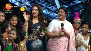 Dance India Dance Li'l Master Written Episode Update, May 20, 2018: Madhuri Dixit and Renuka Shahane Make The Episode Extra Special While Promoting Bucket List