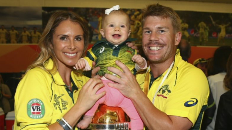 David Warner Ends 2018 Horrors with Baby News