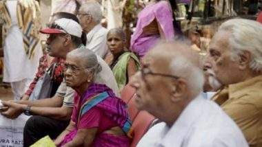Protest in Delhi Tomorrow for Universal Old-Age Pension Scheme