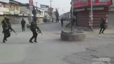 Jammu And Kashmir: Normal Life Affected in The Valley Due to Strike Call by Separatists During PM Narendra Modi's Visit