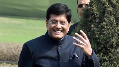 Swiss Banks Will Share Black Money Data With India By 2019, Says Piyush Goyal