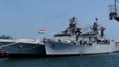 Swarnim Vijay Varsh 2021: Indian Navy Ships to Visit Mongla Port in Bangladesh to Mark 50th Anniversary of 1971 Liberation War