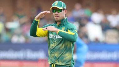 AB de Villiers to Come Out of a Retirement to Play in ICC Cricket World Cup 2019?