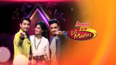 Dance India Dance Li'l Master Written Episode Update, June 2, 2018: The episode is a visual and musical treat as Raftaar raps with the contestants
