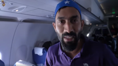 IPL 2018 Diaries: Watch What Happened When KKR Captain Dinesh Karthik Stepped into the Shoes of an Interviewer