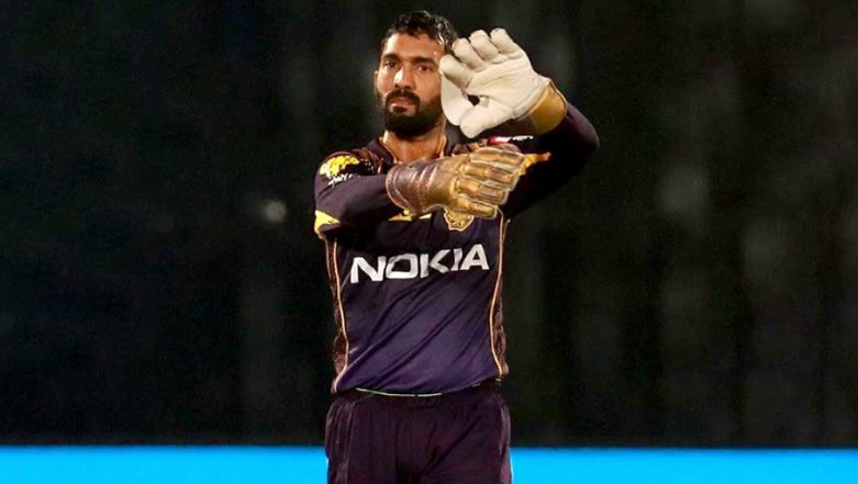 BCCI Issues Show Cause Notice to Dinesh Karthik for Visiting Caribbean Premier League Dressing Room