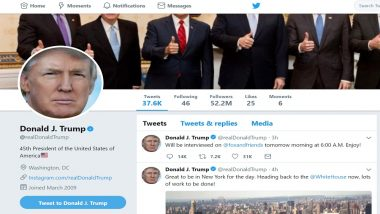 Donald Trump Cannot Block People on Twitter, U.S. Judge Rules
