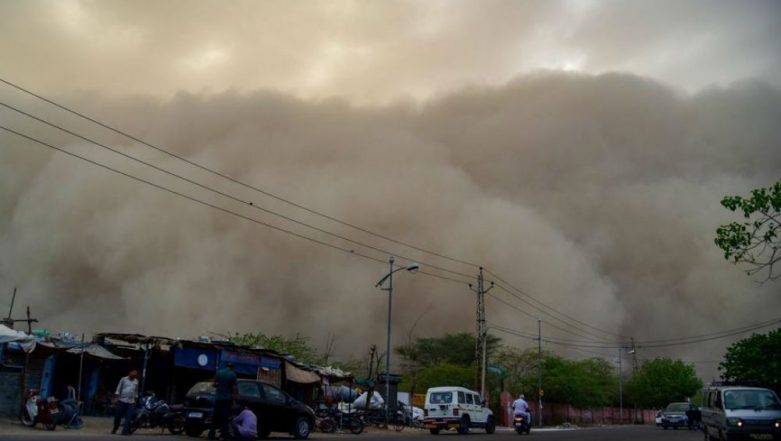 Weather Forecast: Rains Give Respite to Delhi-NCR From Scorching Heat; Dust Storm Expected in North India